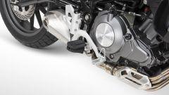 Benelli TRK 502, motore