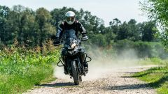 Benelli TRK 502 X 2020: in off-road ama le strade bianche