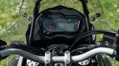 Benelli TRK 502 X: il quadro strumenti