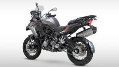 Nuova Benelli TRK 502 X: prova, prezzo, dotazioni - Immagine: 20