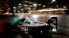 Benetton-BMW B186 in azione