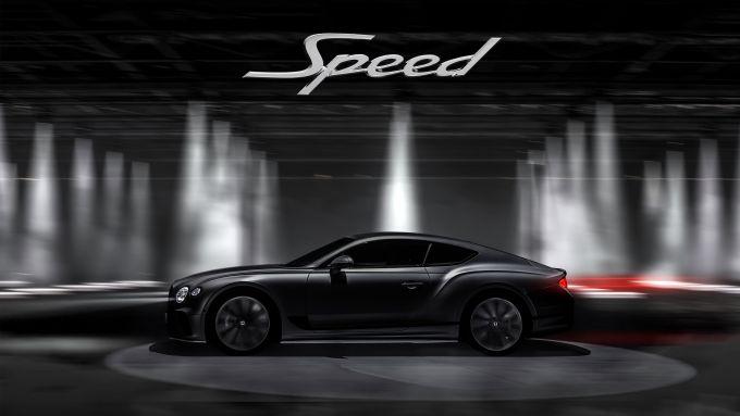 Bentely Continental GT Speed: appuntamento il 23 marzo