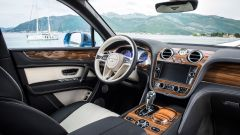 Bentley Bentaiga Diesel: gli interni