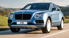 Bentley Bentaiga Diesel: la coppia è mostruosa; 900 Nm a 1.000 giri