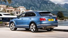 Bentley Bentaiga Diesel: motore triturbo da 435 cv