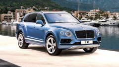 Bentley Bentaiga Diesel