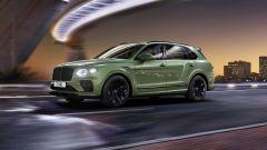 Bentley Bentayga 2020: disponibile subito con motore V8