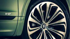 Bentley Bentayga 2020: i cerchi in lega da 21