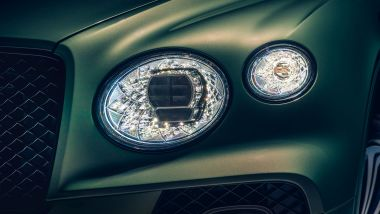 Bentley Bentayga 2020: i nuovi gruppi ottici