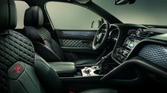 Bentley Bentayga 2020: i sedili anteriori