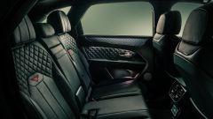 Bentley Bentayga 2020: i sedili posteriori