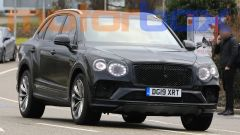 Bentley Bentayga 2020: il muletto su strada in Germania