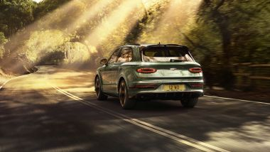 Bentley Bentayga 2020: in arrivo in questi giorni