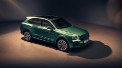Bentley Bentayga 2020: visuale di 3/4 anteriore