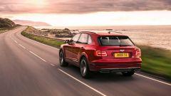 Bentley Bentayga: per il SUV pronto il V8 da 550 CV - Immagine: 5