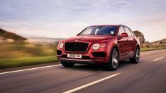 Bentley Bentayga: per il SUV pronto il V8 da 550 CV - Immagine: 2