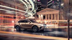 Bentley Bentayga Hybrid 2021: fino a 50 km in elettrico