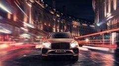 Bentley Bentayga Hybrid 2021: piccole modifiche anche all'anteriore