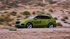 Bentayga: il SUV più veloce del mondo. Sulla Pikes Peak - Immagine: 10