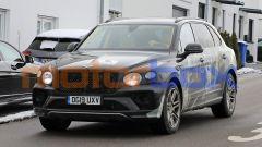Bentley Bentayga LWB 2021: il caratteristico frontale