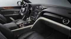 Bentley Bentayga Mulliner: la plancia