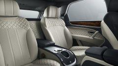 Bentley Bentayga Mulliner: le 2 poltrone posteriori