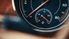 Bentley Bentayga PHEV: dettaglio indicatore cruscotto