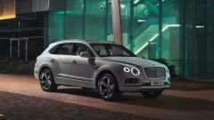 Bentley Bentayga Hybride V8: in video dal Salone di Ginevra - Immagine: 1