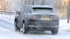 Bentley Bentayga: posteriore