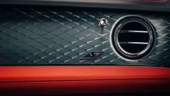 Bentley Bentayga S: dettaglio della plancia