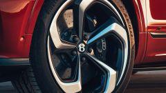Bentley Bentayga S: i cerchi in lega da 22