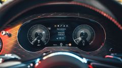 Bentley Bentayga S: il cruscotto digitale