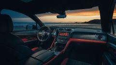 Bentley Bentayga S: il lussuoso abitacolo
