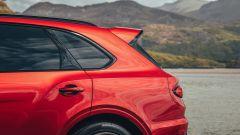 Bentley Bentayga S: spoiler posteriore maggiorato