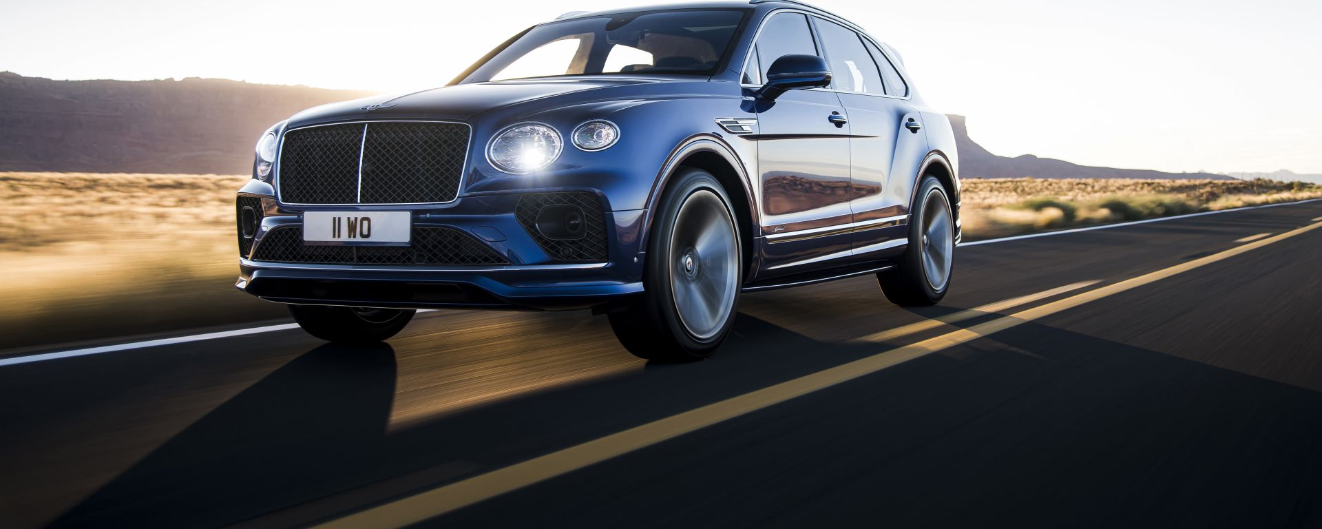 Bentley Bentayga Speed, Sua Maestà il Suv più veloce al mondo