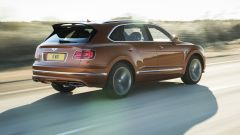 Bentley Bentayga Speed: con più cv batte la Lamborghini Urus - Immagine: 1
