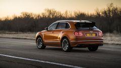 Bentley Bentayga Speed: con più cv batte la Lamborghini Urus - Immagine: 4