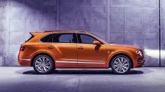 Bentley Bentayga Speed: con più cv batte la Lamborghini Urus - Immagine: 21