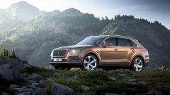 Bentley Bentayga - Immagine: 3