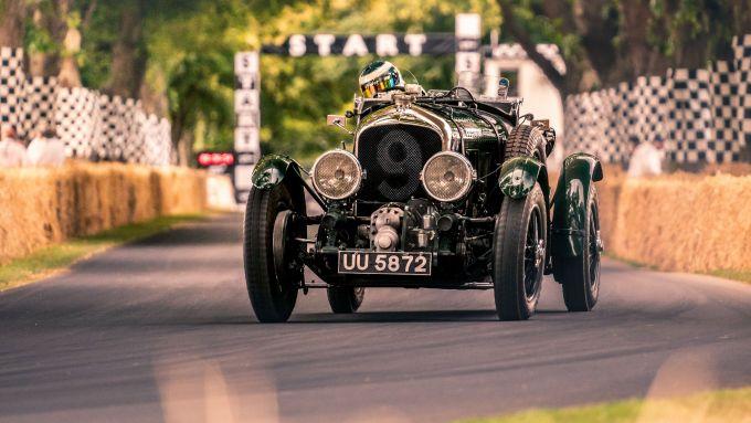 Bentley Blower al GFOS
