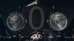 Bentley Car Zero, replica fedele della Bentley Blower anni Venti