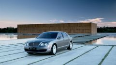 Bentley Continental Flying Spur 205: la prima dell'era moderna