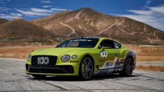 Bentley Continental GT 2019 3/4 anteriore