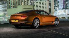 Bentley Continental GT 2019 novità sotto al cofano con il V8 - Immagine: 18