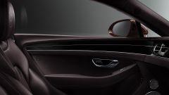 Bentley Continental GT Convertible Number 1: i rivestimenti interni