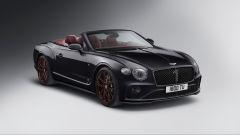 Bentley Continental GT Convertible Number 1 Nero Beluga: vista anteriore