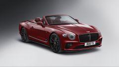 Bentley Continental GT Convertible Number 1: vista 3/4 anteriore