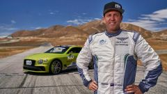 Bentley Continental GT Pikes Peak 2019 Rhys Millen