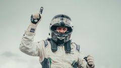Bentley Continental GT record a Pikes Peak, il pilota Rhys Millen