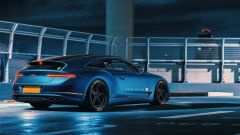 Bentley Continental GT shooting brake rendering: foto